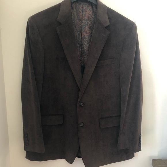 Men's Ralph Lauren brown sport coat 46R